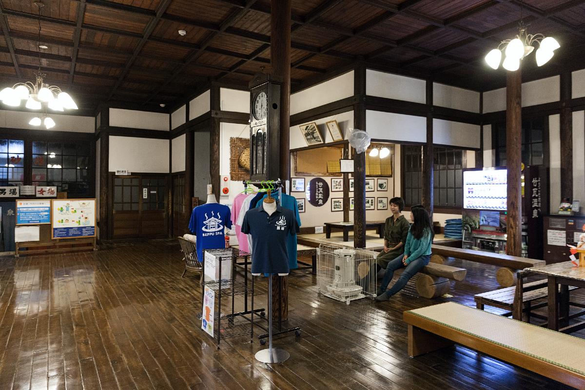 takegawara lobby