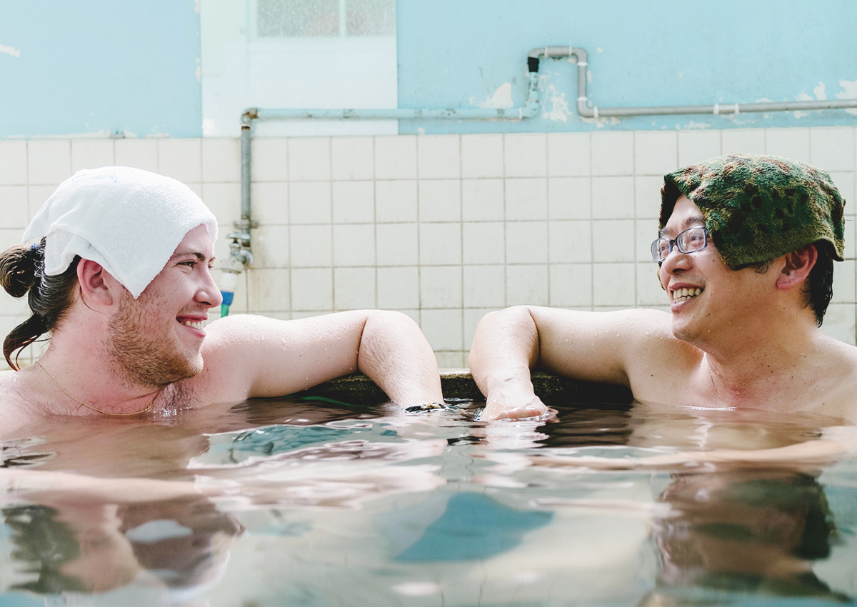 how to behave at onsen