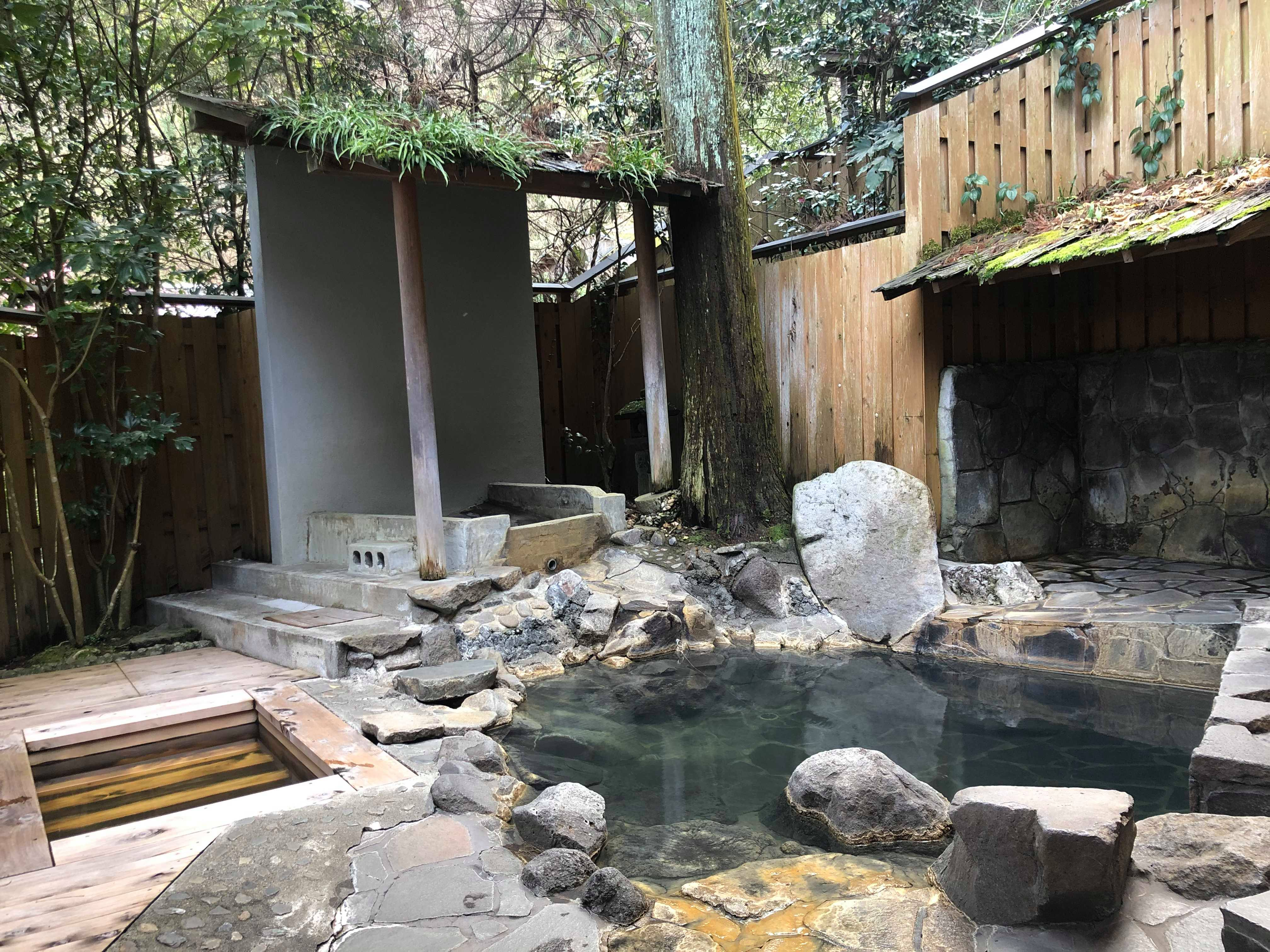 Ryokan With Private Onsen In Beppu
