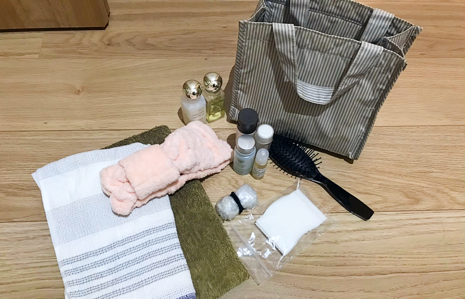 what to bring to onsen