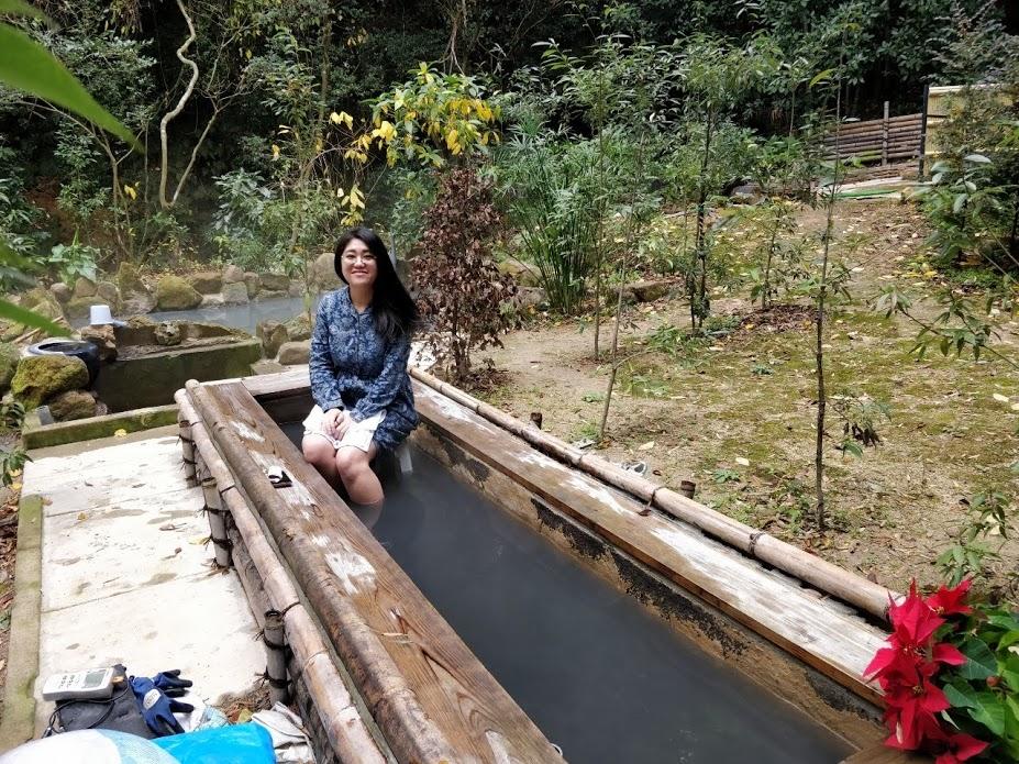 japanese foot bath